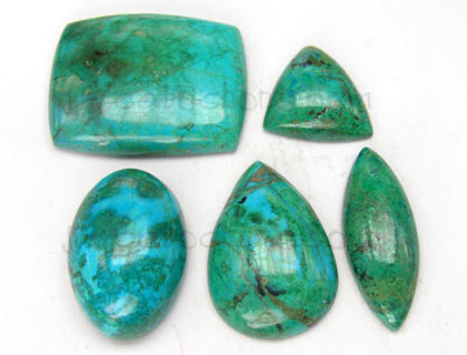 tibetan turquoise cabochons