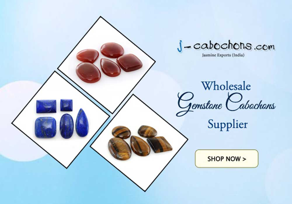 loose gemstone cabochons jewelry making supplies